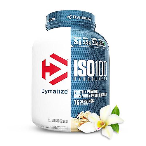 ISO 100 VAINILLA